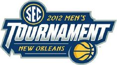 Have you filled out your Men's SEC Tournament Brackets? Are you cheering on the #1 Team in The Nation?