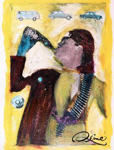... a little lemon soda by artpowerhouse.com