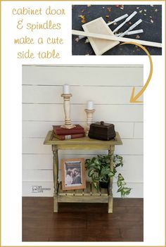 Cabinet Door Table : Easy Build Part 95