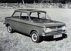 1968 NSU 1000 C