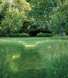 Miranda Brooks - Anna Wintour's Garden, Long Island Meadow Garden, Dream Garden, Prairie Garden, Formal Gardens, Outdoor Gardens, Miranda Brooks, Landscape Design, Garden Design, Wild Flower Meadow