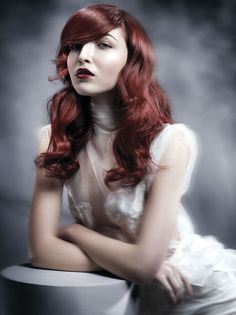Aveda's Neo Gothic Collection: Full Spectrum Color || ModernSalon.com