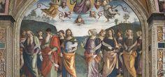 El Collegio del Cambio, arte renacentista de lujo en Perugia - http://www.absolutitalia.com/el-collegio-del-cambio-arte-renacentista-de-lujo-en-perugia/
