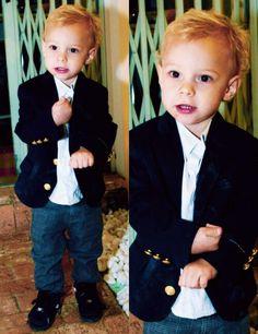 Aw ^^  Neymar's son is adorable