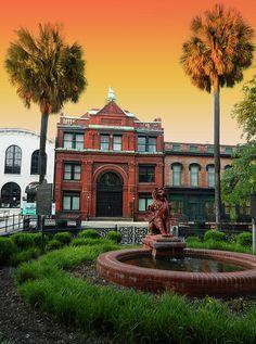 ✯ Savannah Cotton Exchange, GA
