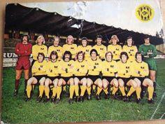 Selectie Roda JC Kerkrade seizoen '73-'74