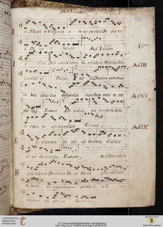 Antiphonarium Cisterciense Salem, um 1200 Cod. Sal. X,6b  Folio 162r