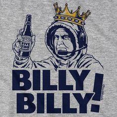 Billy Billy! T-Shirt - Chowdaheadz