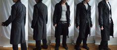 Nephilim Coat ( Devil May Cry 5 inspired denim coat, tags Dante vs Vergil DMC5). $115.00, via Etsy.