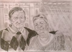 Mom and Dad by Agnes Varnagy Gallery
