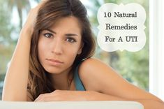 Natural Remedies For A Urinary Tract Infection