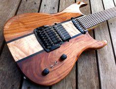 Searls Guitars - Handmade in Ballarat, Victoria, Australia