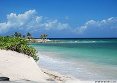 Montego Bay, Jamaica.  Need to get back here someday!