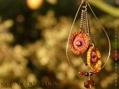 #Bijoux #crochet #récupération