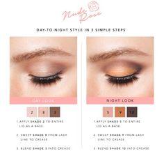 Nude Rose - 12 Color Eyeshadow Palette