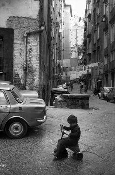 Josef Koudelka. Naples 1980