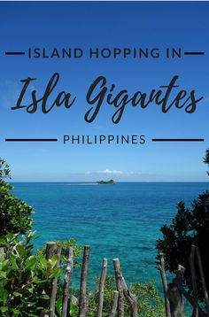 Looking for your next destination? Do you want to avoid the crowd while being in a paradise? Then Isla Gigantes is for you. #travel #philippines #island