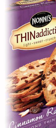 THINAddictives: Twice Baked Cookies #GoodVoxBox @Influenster