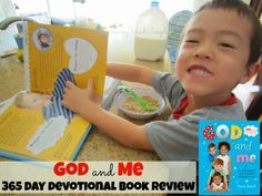 Saving Said Simply: God & Me 365 Day Devotional Book Review