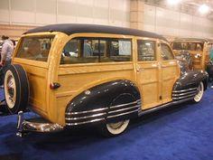 40s G.M. Woodie