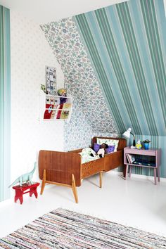 #wall  #wallpaper  #kidsroom   #decorationinspiration