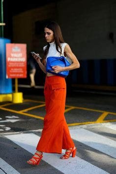 95 Killer Outfits To Copy from Fall 2015 New York Fashion Week | StyleCaster
