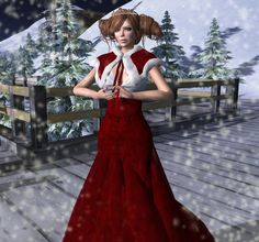*NEW* Feel warmer this winter with some items from KV Fashion Month.. #Secondlife #blog #photography http://stealsdealsandslsimappeal.wordpress.com/2014/10/19/winter-wonderland/