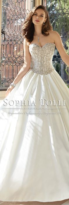 Sophia Tolli Wedding Dresses 2018 for Mon Cheri | Dress collection ...
