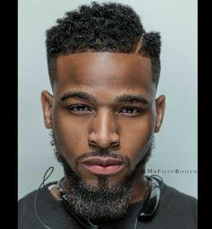 Marvelous Black Men Black Men Hairstyles And Dapper Day On Pinterest Hairstyles For Men Maxibearus