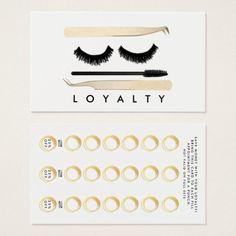 LASHLIFE Loyalty Card