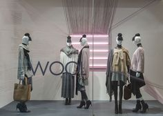 WOOLWORTHS | South africa | Hans Boodt Mannequins