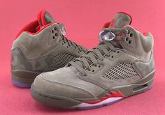 """3446461b30  sneakers  news The Air Jordan 5 """"Camo"""" Releases September 2nd Jordan 5"""