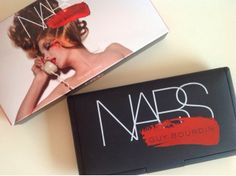 Nars Guy Bourdin One Night Stand Palette ~ A Little Pop of Coral