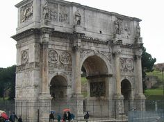 Romeinse bouwkunst
