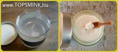 Kókuszolaj / Kókuszzsír - Minden, amit tudni kell + 4 kókuszolaj szépség recept - Topsmink beauty blog-Sminkek lépésről lépésre, sminktippek és trükkök - Topsmink Glass Of Milk, Drinks, Blog, Drinking, Beverages, Drink, Blogging, Beverage