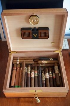 Welcome to the largest selection of humidors, cigars, and cigar accessories. We teach you everything you need to know about cigars and humidors. Buy Cigars, Good Cigars, Cigars And Whiskey, Cigar Humidor, Cigar Bar, Cigar Boxes, Zigarren Lounges, Liquor List, Cigar Room