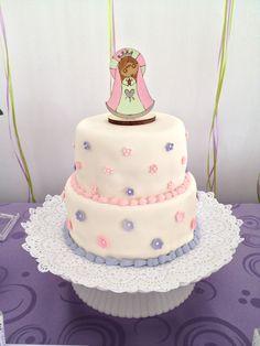 Cake de Primera Comunion.  First Communion cake.