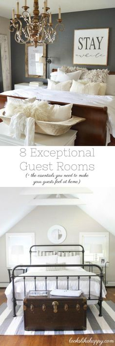 Gorgeous Guest Rooms!