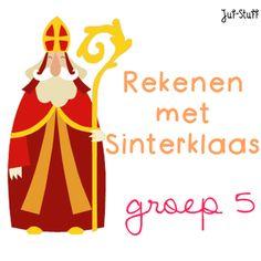 Rekenen met Sinterklaas - groep 5 | Juf-Stuff | Bloglovin'