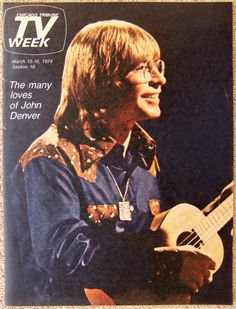 TV Week, 1974.....I remember when....saw him at 16 in 1975. Front row seats !  When the band took a break....He never left the stage...just kept playing and singing and talking to everyone !  WHAT A SWEET MAN...MISS HIM....