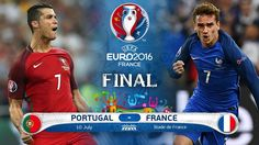 jizuluvs sports: EURO 2016 finals : who will become the champion, France? Portugal?