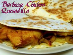 Seriously delicious barbecue chicken quesadillas with grilled onions and apples. Don't let the higher calorie count scare you, these are a complete meal by themselves. I could only eat half of one which means lunch the next day. Total Bonus! WLS Meals. WLS Recipes. Eating Bariatric. Carb Less Meals, No Cook Meals, Diet Meals, Pureed Food Recipes, Lunch Recipes, Cooking Recipes, Bariatric Eating, Bariatric Recipes, Bariatric Surgery