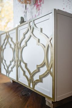 Take My O'verlays beautiful decorative paneling and use it as your own IKEA furniture hack. Dressers and cabinets can become their own customize works of art with our designs! Ikea Furniture Makeover, Ikea Furniture Hacks, Furniture Decor, Dream Home Design, House Design, Decorative Panels, Dressers, Home Decor Inspiration, Diy Home Decor