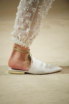 Chanel Catwalk | White