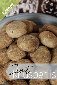 Bist du auf der Suche nach einem Rezept für Weihnachtskekse? Dann probier unbedingt diese leckeren Zimt-Kekse aus!