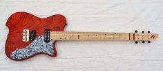 """""""The Real Fender 60th Anniversary Telecaster"""" by Zachary Guitars"""