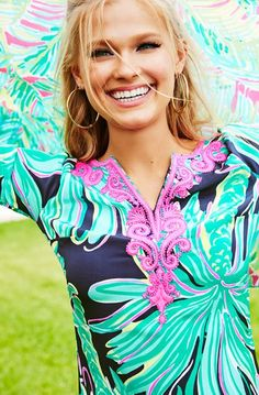 Lilly Pulitzer Rylee Shift Dress. Lily Clothing, Spring Summer Fashion, Spring Outfits, Lilly Pulitzer Prints, Resort Dresses, Playing Dress Up, Preppy, Lilly Pultizer, Resort 2015