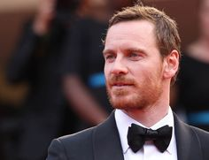 Michael Fassbender at the 68th Cannes Film Festival premiere of the film Macbeth, May 23, 2015