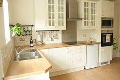 ikea white kitchen cabinets - Google Search