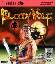 Play Bloody Wolf (NEC TurboGrafx 16) online | Game Oldies